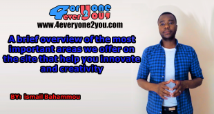 Learn with Bahammou Ismail the fields and skills that help you creativity_And innovation (Engligh